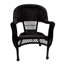 Black Wicker Patio Furniture by Surprising Black Wicker Chairs Images Decoration Inspiration