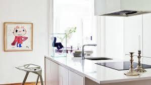 meubles cuisine design cuisine blanche 20 idées déco pour s inspirer deco cool