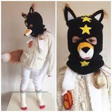 Fox Halloween Costume Diy Sew Fox Tail Animal Costume Fantastic Fox Costume
