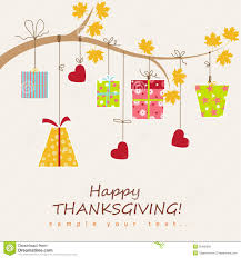 thanksgiving card stock vector image of occasion orange 35486398