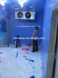 snow machine model es mobile snow maker indoor snow machine to build dreamy
