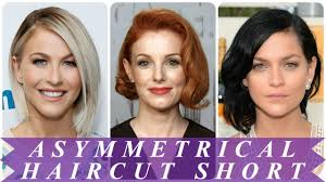 recent tv ads featuring asymmetrical female hairstyles latest asymmetric hairstyles 2018 for women youtube
