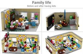 lego ideas family