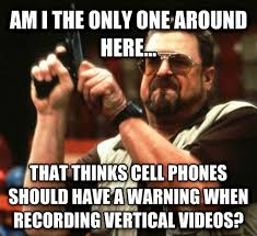 How To Meme A Video - geek themed meme of the week vertical video edition network world