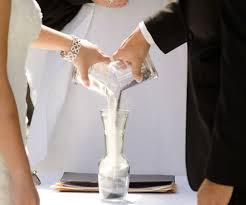 wedding sand ceremony vases how to plan a wedding sand ceremony