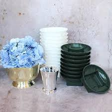 Blue Vases For Wedding Vases For Home And Weddings Glass Vases Mercury Vases At Afloral
