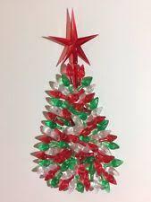 ceramic christmas tree vintage ceramic christmas tree ebay
