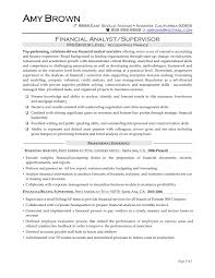 financial analyst resume finance cover letter for financial analyst pics resume sle and