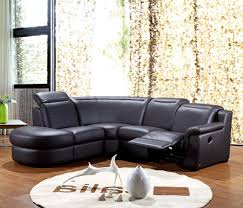 leather reclining sofa sectional home and garden decor guide