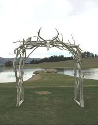 wedding arch hire queenstown stag wedding arch decor major and minor queenstown hire