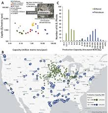 Refineries In Usa Map by Industrial Biomanufacturing The Future Of Chemical Production