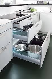 modern kitchen storage ideas modern space saving kitchen storage and shelving ideas