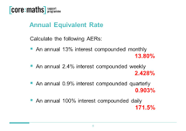 Compound Interest Calculator Spreadsheet Interest And Depreciation The Effects Of Compounding Ppt Download