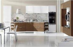 Modern Kitchen Island Stools - mid century modern kitchen cabinets white black table square