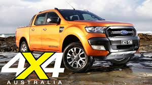 Ford Raptor With Tracks - ford ranger wildtrak road test 4x4 australia youtube