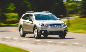 subaru suv price 2015 subaru outback 2 5 test u2013 review u2013 car and driver