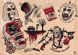 rocky horror tattoo designs 35 best rocky horror picture show