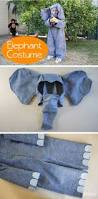 get the free printable pattern to make this easy elephant costume