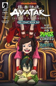 free comic book 2015 free avatar comic
