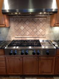 rustic kitchen backsplash tile icontrall for