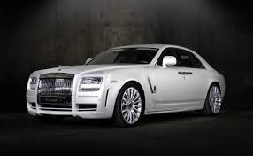 chrysler rolls royce mansory rolls royce white ghost limited