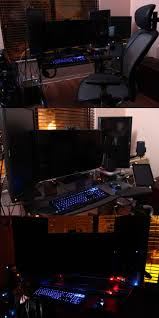 Computer Set Ups by 239 Best Computer Battlestations And Cases Images On Pinterest