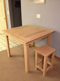 breakfast bar table and chairs karimbilal net all about chair ana white pub table height stool modern design diy projects an error occurred