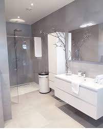 83 best grey bathrooms images on pinterest bathroom ideas grey