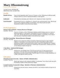 resume sample 11 simple nardellidesign com