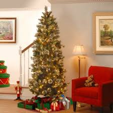 slim christmas trees you u0027ll love wayfair