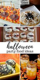 Halloween Party Treat Ideas Halloween Party Food Ideas