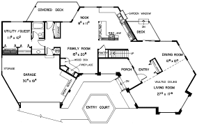 first floor in spanish sexton place spanish style home plan 085d 0337 house plans and more