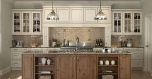 Cream Kitchen Cabinets With Glaze Riveting Pictures Kitchen Cabinets For Microwave Typical Height