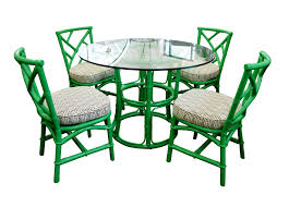 Rooms To Go Dining Tables by Vintage Ficks Reed Table U0026 Chairs Makeover