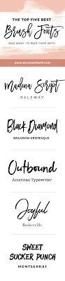 best 25 handwritten fonts ideas on calligraphy fonts