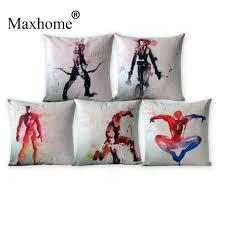 super cheap home decor online get cheap avengers marvel throw pillows aliexpress com