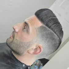 tight clean hairstyles 1975 men parted w tight fade hair styles pinterest haircuts hair