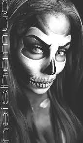 28 best face painting skull ornate images on pinterest make
