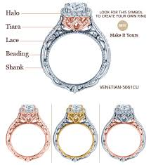 create your own ring design your own verragio ring brent l miller