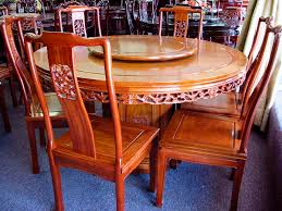 round table seats 6 diameter solid rosewood furniture 54 diameter round table set chinese style