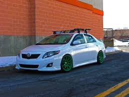 ricer subaru t0rres16 2009 toyota corollas sedan 4d u0027s photo gallery at cardomain