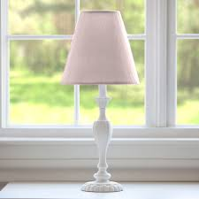 baby nursery pink nursery lamp with glass boy lamp and pink lamp