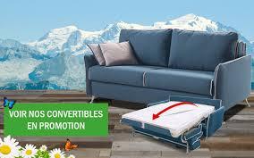 promotions canapé nos promotions matelas et canapés convertibles