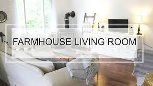 farm house living room tour 2016 youtube