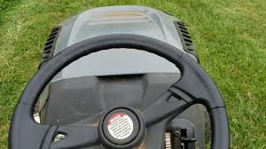 craftsman lt 1500 lawn tractor strange idling possible misfire