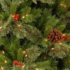 4ft colonial entrance tree with clear lights national tree