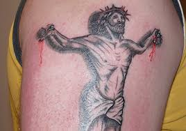 30 fabulous jesus tattoos creativefan
