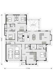 Side Garage Floor Plans 292 Best Home Floor Plans Images On Pinterest House Floor Plans