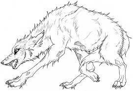 finest collection of wolf coloring pages for coloring activity
