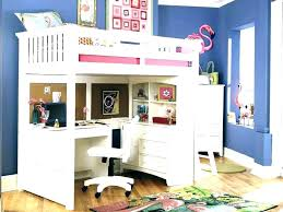 Childrens Bunk Bed With Desk Childrens Bunk Beds With Desk Wooden Loft Bed With Desk